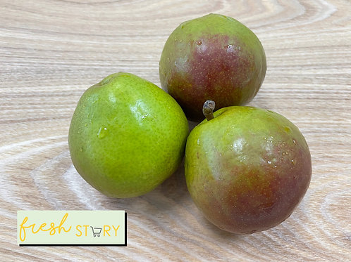 USA Green Anjou pear (3pcs)