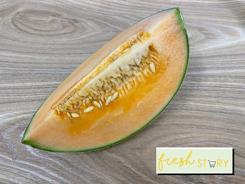 1/4 cut Rockmelon