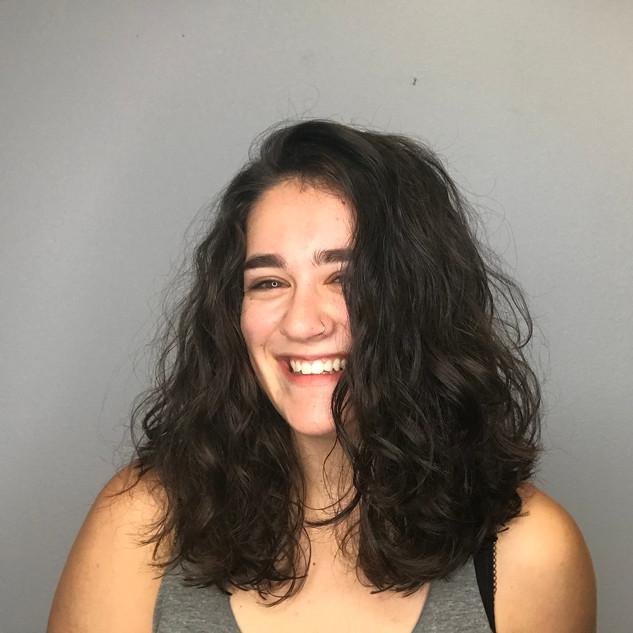 Senior Representitive: Ellie Shiovitz (she/her/hers)
