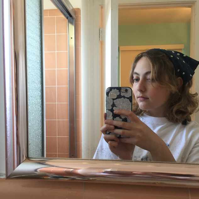 Sisterhood Chair: Sarah Selman (she/her/hers)