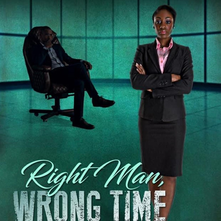 """#ChillCity stars as """"Javier"""" in stage play """"Right Man, Wrong Time"""""""