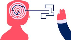 El EMDR trabaja a través de la estimulación cerebral bilateralmente