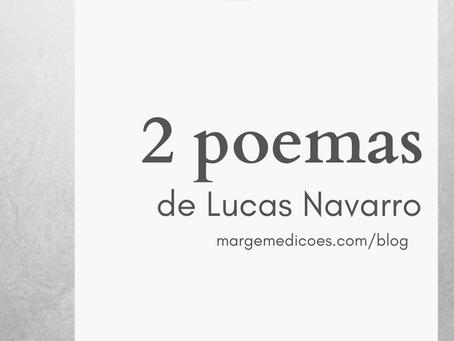 """Casulo"" e ""Twitter"", de Lucas Navarro"