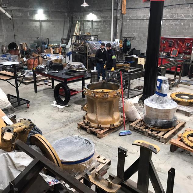 Workshop in Argentina