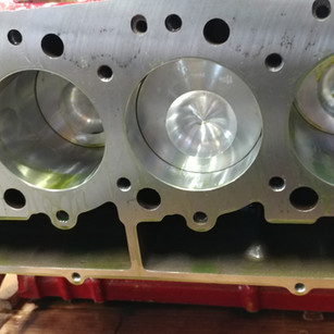 Mack Engine Buildout