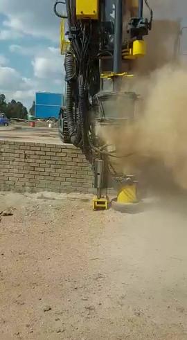 D65 Drilling Test