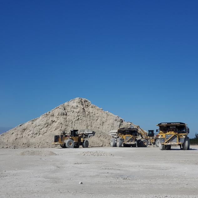 Quarry in Florida