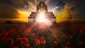 Armistice Day - of Poppies and Poetry