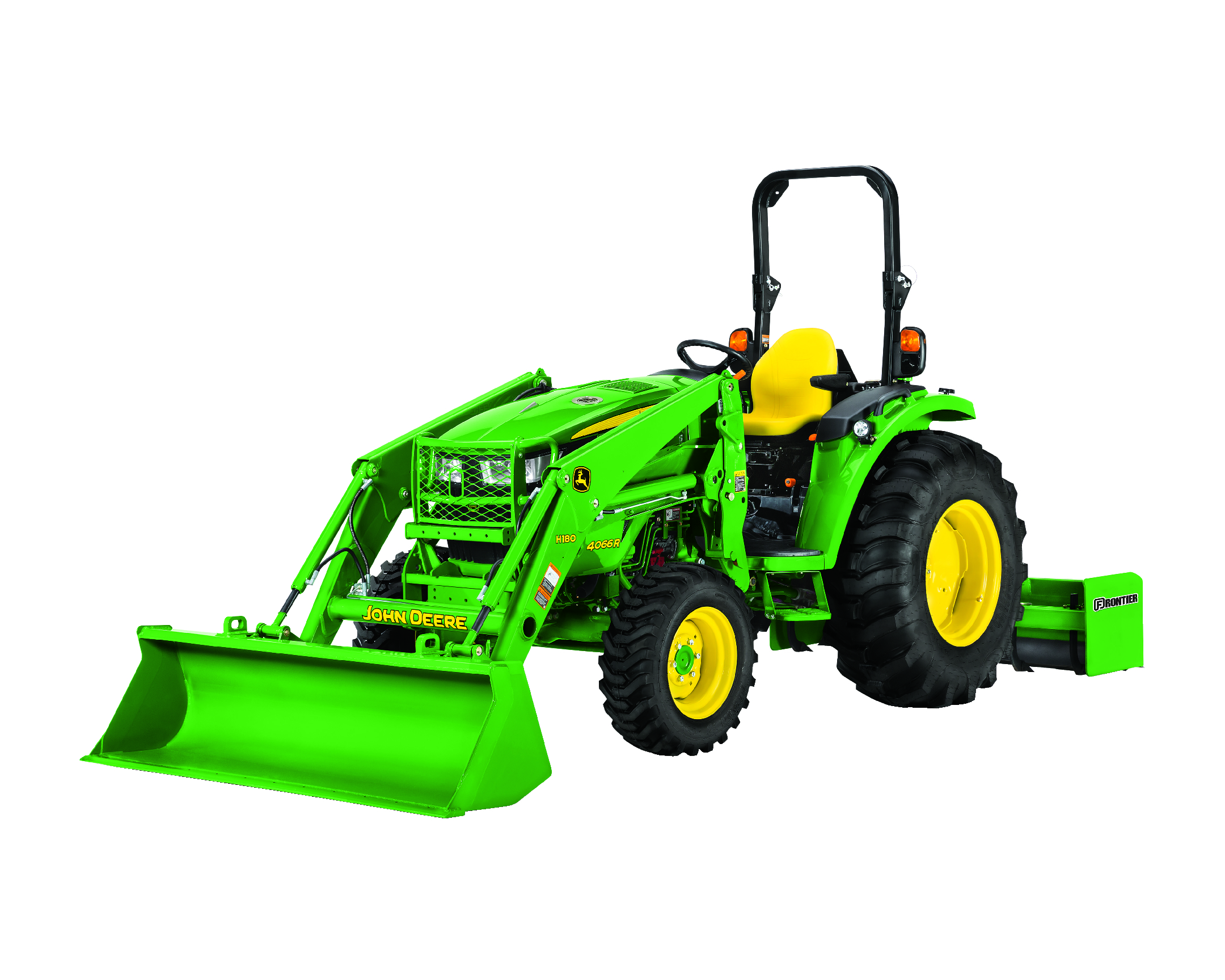 Compact & Utility Tractors