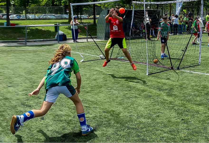 Håndbold spil