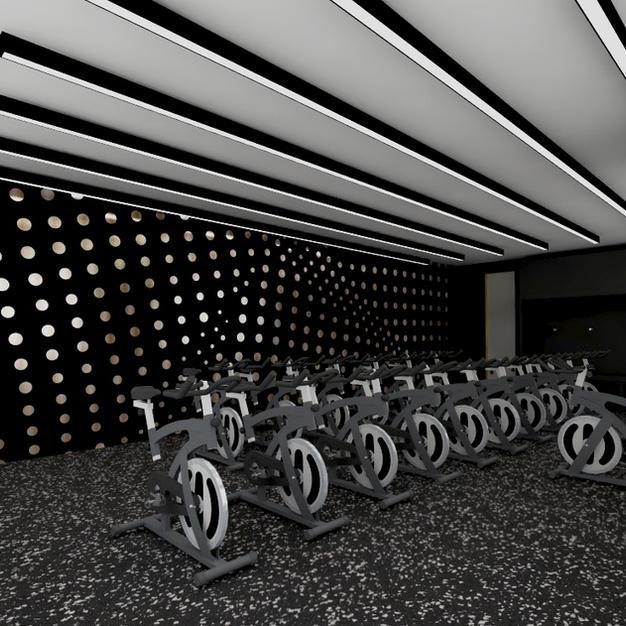 Cycling studio