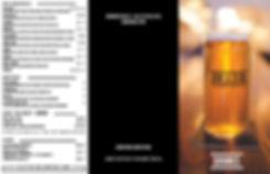 Bow and Stern - Drinks MENU [beer img] -