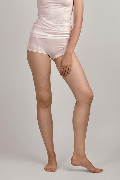 """skin"" Modal Boxer Shorts white"