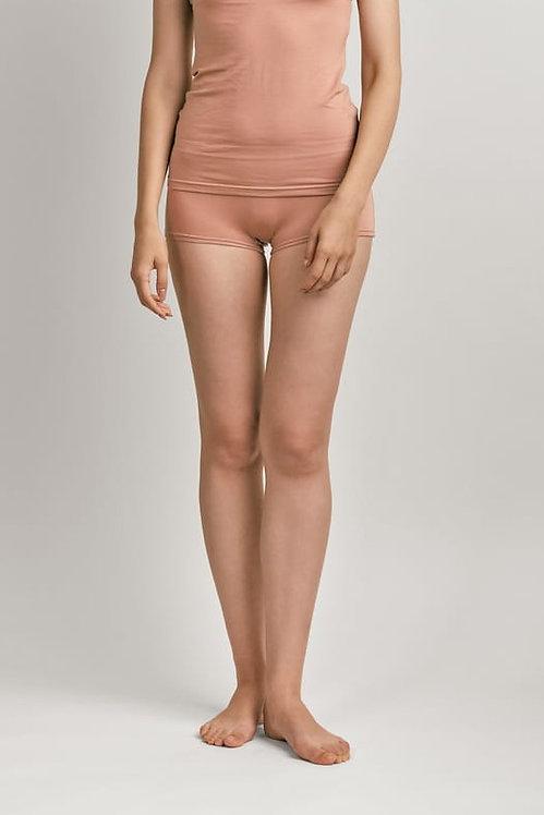 """skin"" Modal Boxer Shorts nude"