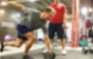 Orinda Fitness personal training weight lifting Tristan Tool