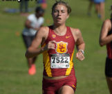 Rebekah Ent Orinda Fitness Tristan Tool USC cross country track and field