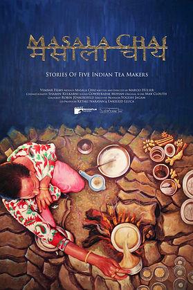 Masala Chai - Poster