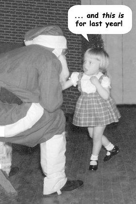 087 Punch Santa