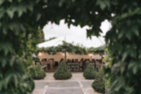 Garden Marquee