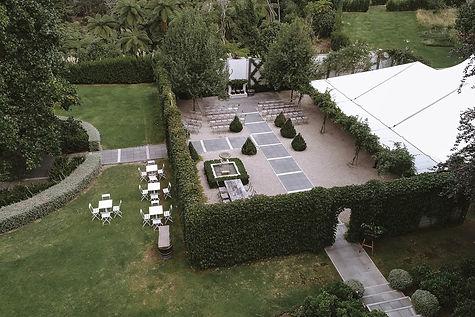 Garden Weddng Venue