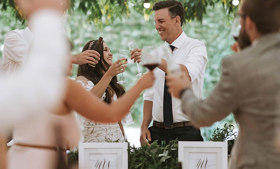 Ataahua Garden Wedding