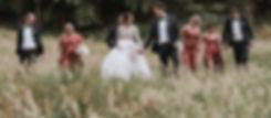 wild grasses wedding