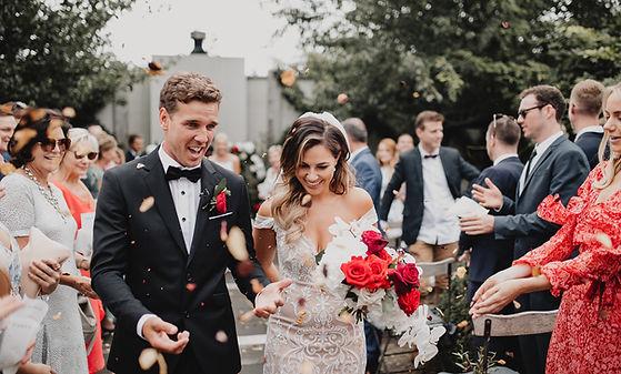 Ataahua wedding