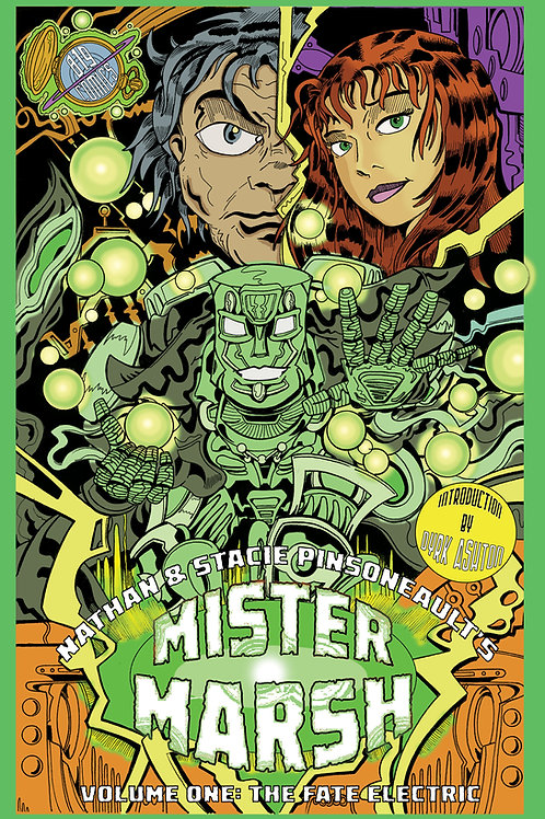 MISTER MARSH VOL. 1: THE FATE ELECTRIC