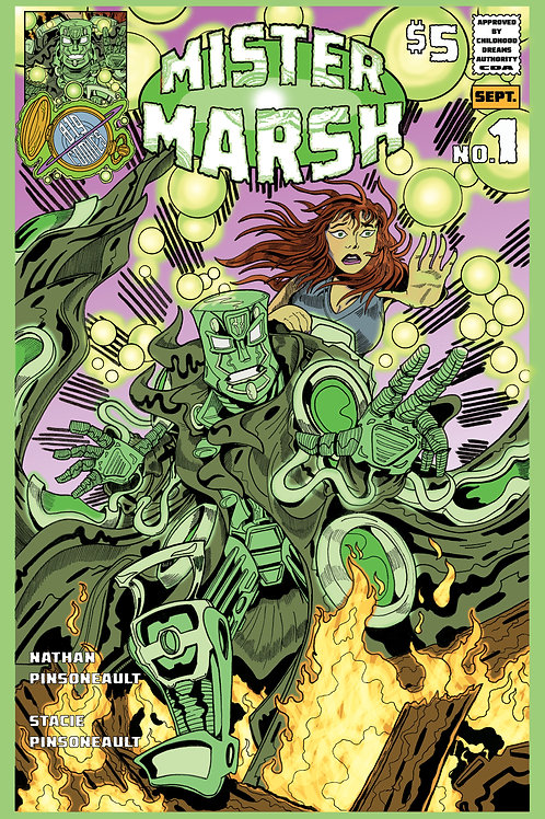 Mister Marsh Issue #1