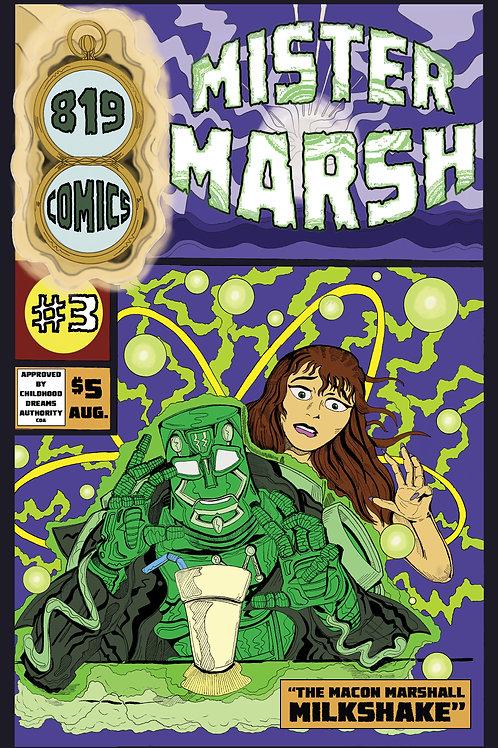 MISTER MARSH #3