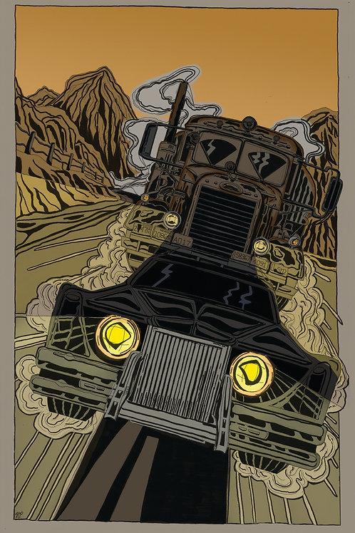 THE CAR VS. DUEL