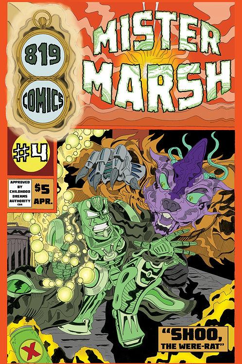 MISTER MARSH #4