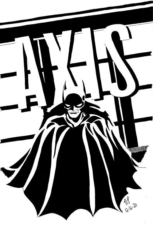 BATMAN & AXIS CHEM.