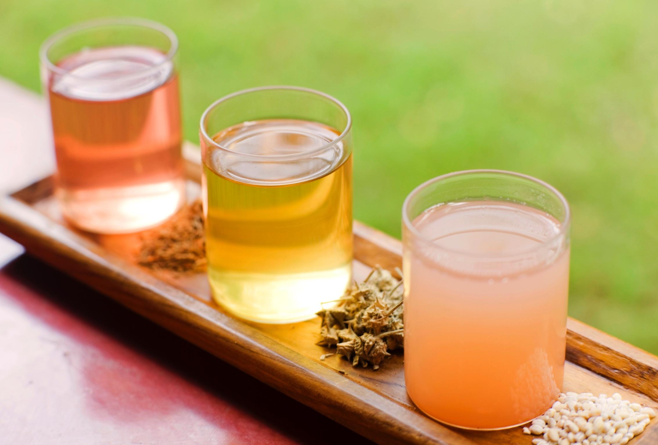 Welcome Drink - 5 (Kairali The Ayurvedic