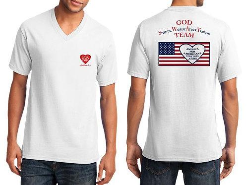 GOD'S SWAT TEAM t-shirt