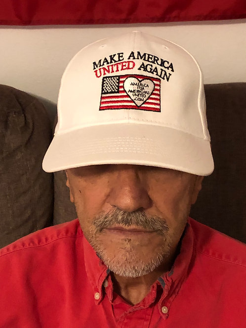 MAKE AMERICA UNITED AGAIN HAT