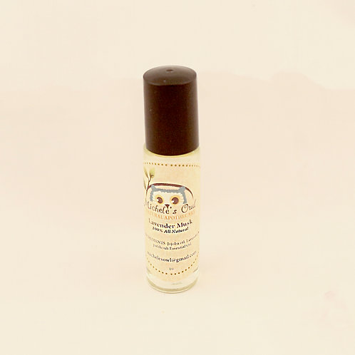 Patchouli Musk Roll on