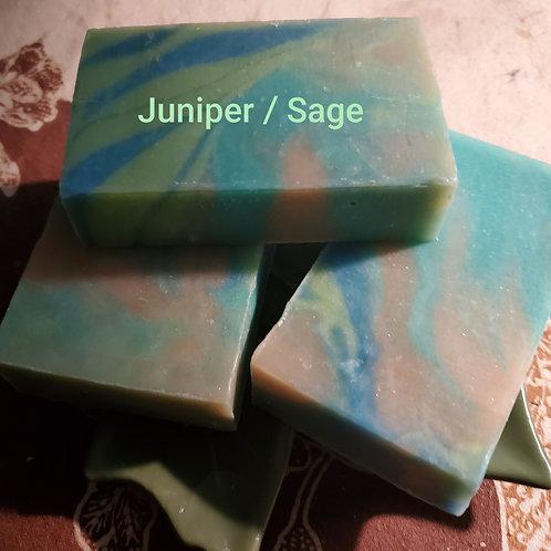 Juniper Sage Soap