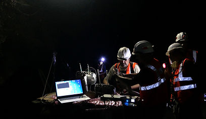 digital mine solution