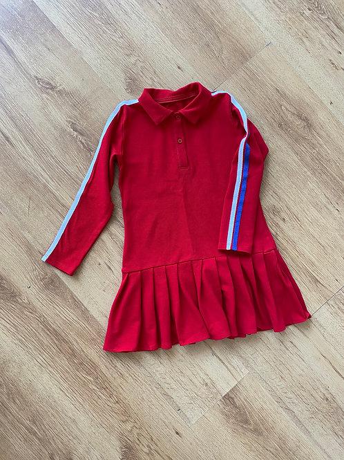 Polo Dress - Short Sleeves