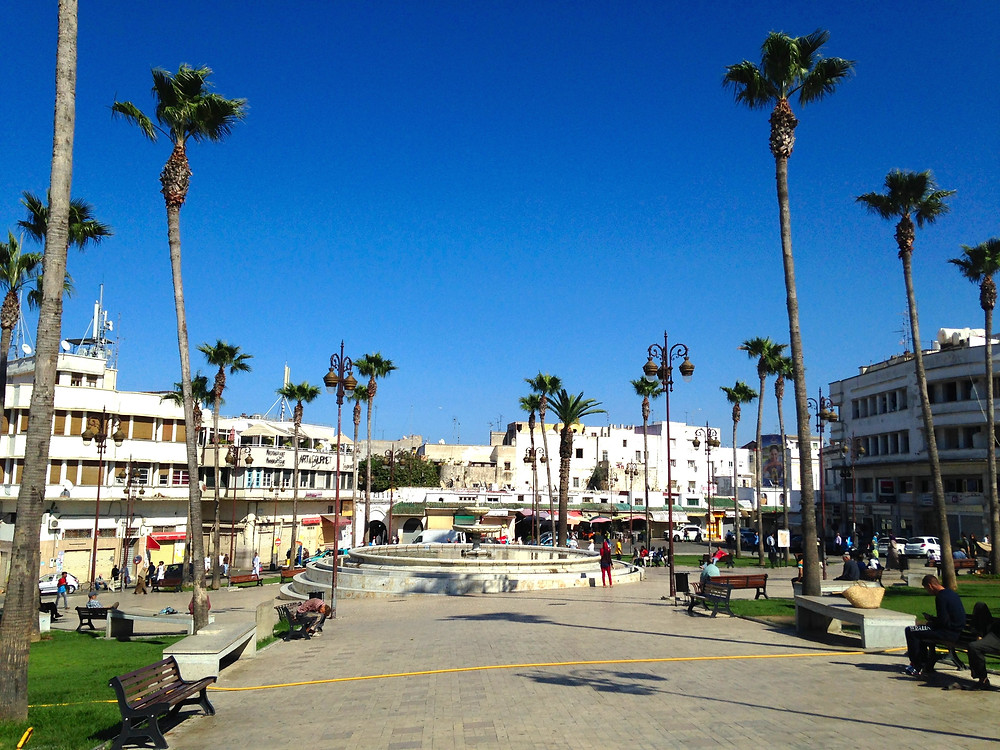 The Grand (Souk) Socco Tangier Morocco