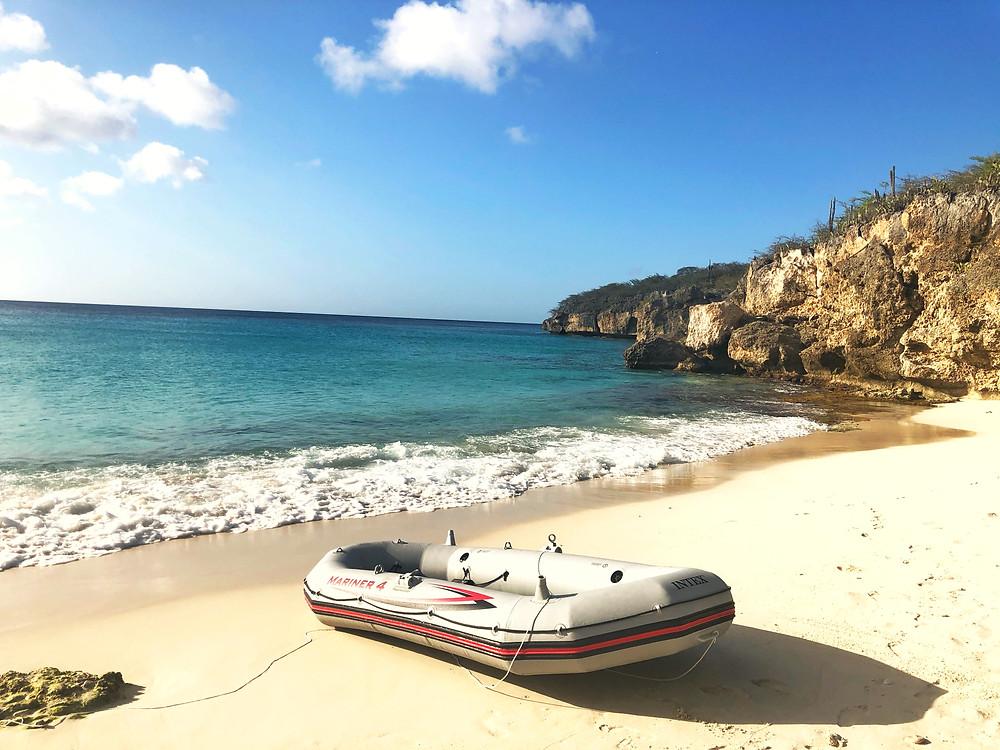 Grote Knip Beach, Curacao