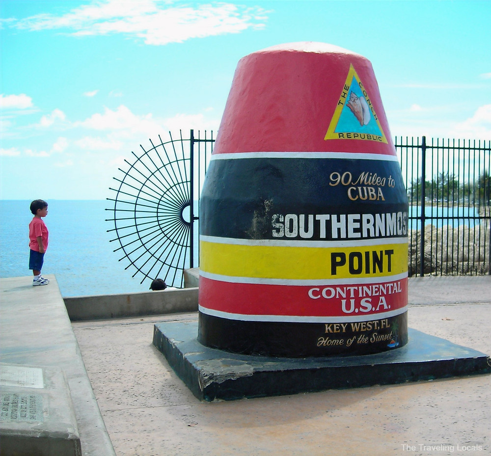 The Southernmost Point, Key West