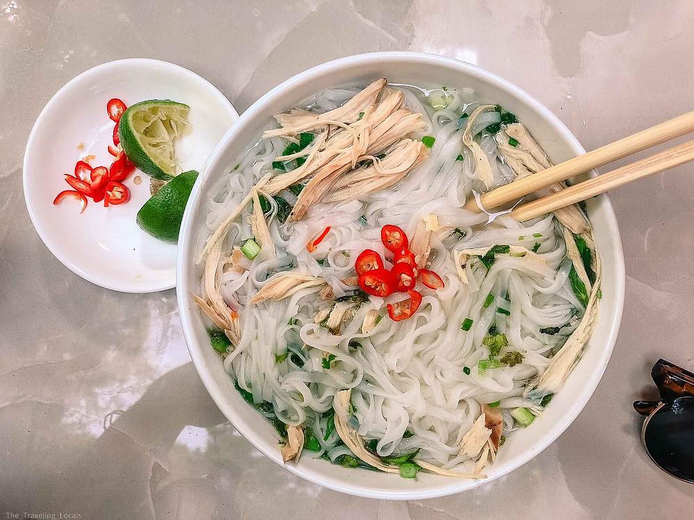 Fresh Pho Ga, Cam Toc Vietnam