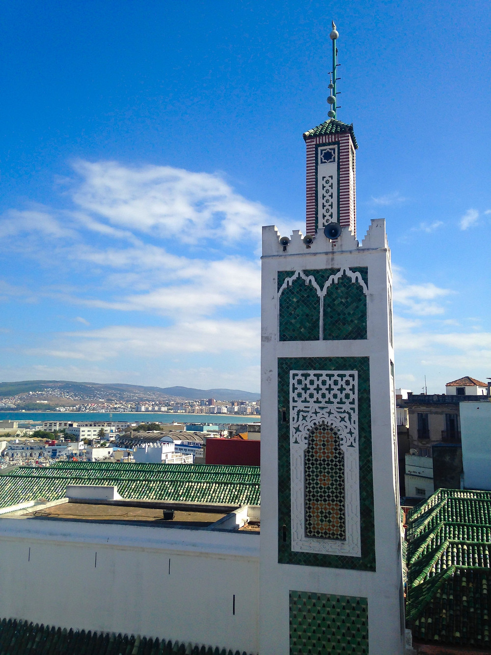 The Grand Mosque Tangier Morocco