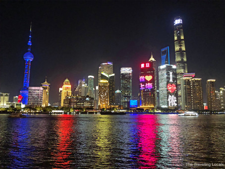Shanghai China Weekend Travel Guide