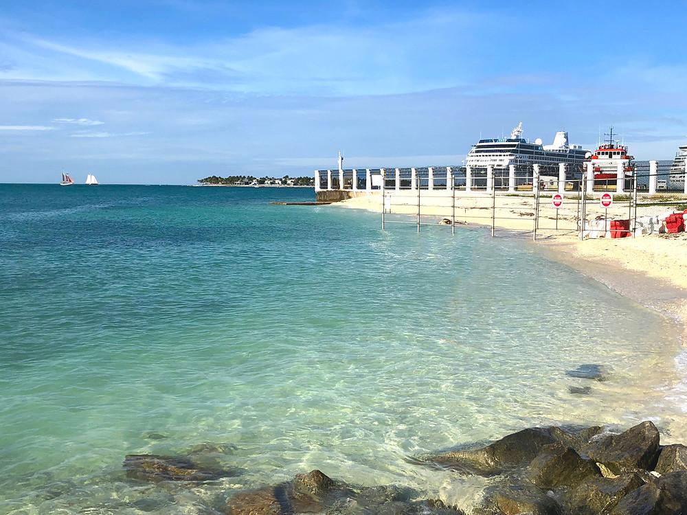 Secret Beach Zachary Taylor Park