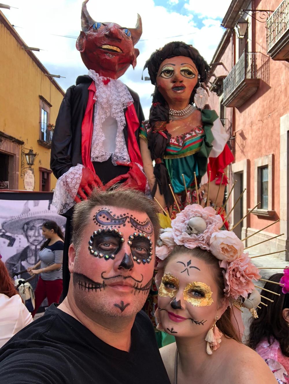 Day of the Dead San Miguel de Allende