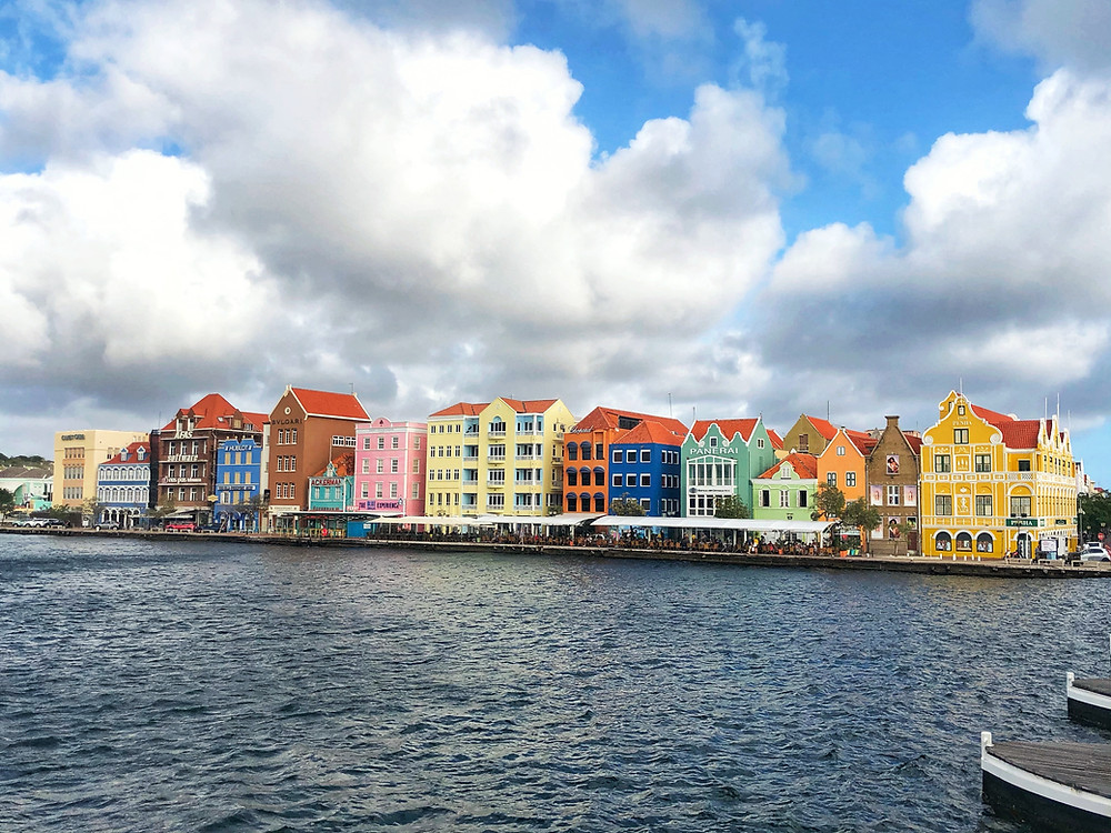 Waterfront Punda Willemstad Curacao