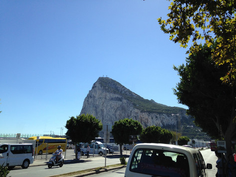 A Day Trip to the Rock of Gibraltar